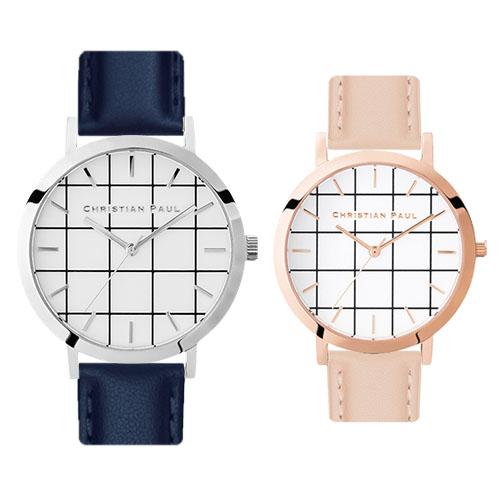 写真:グリッド 時計×時計ペアウォッチ